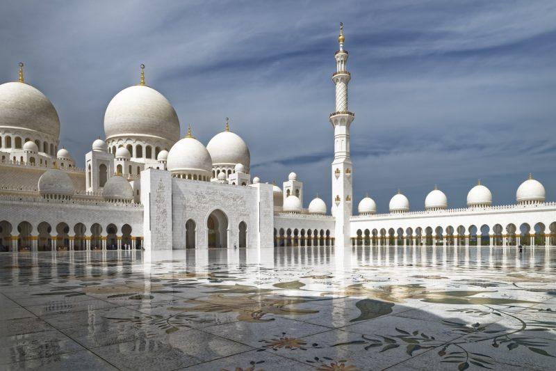 mosquée Zayed Abu Dhabi mosquée abou dabi à voir à abu dabi