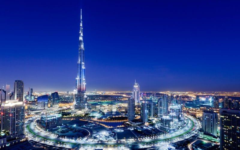 Ticket pour visiter Burj Khalifa