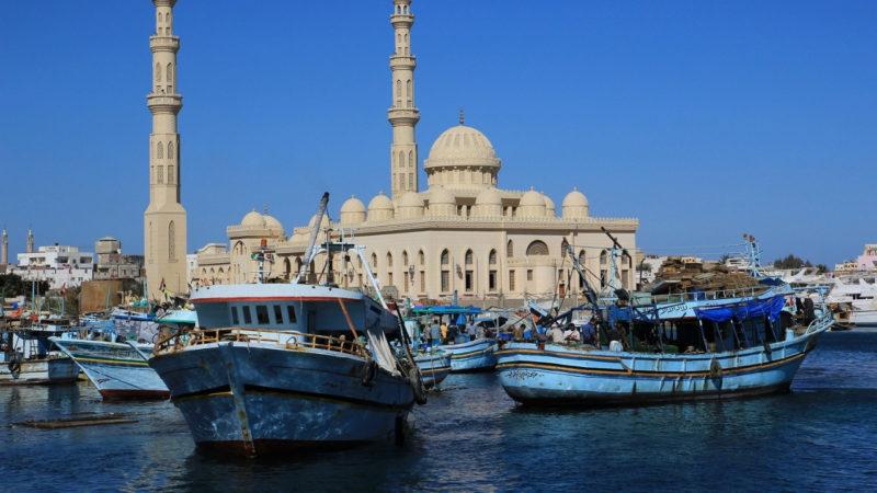 carte d'hurghada se repérer séjour égypte