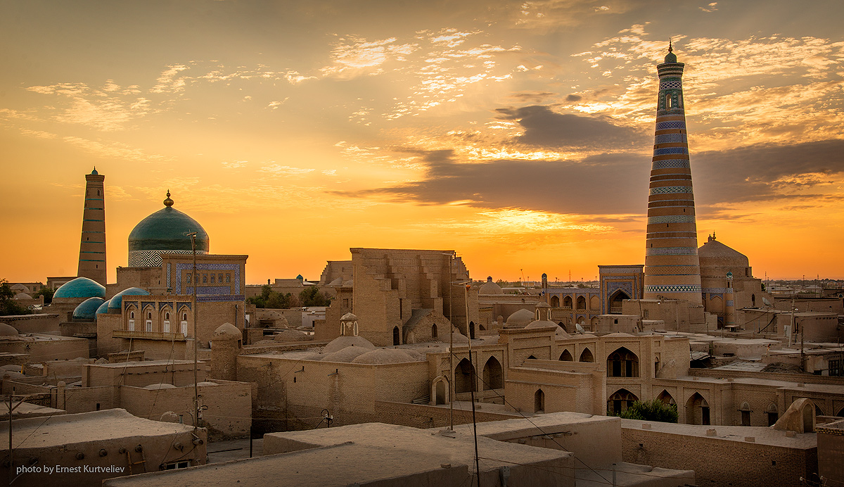 Voyage accompagné en Ouzbékistan