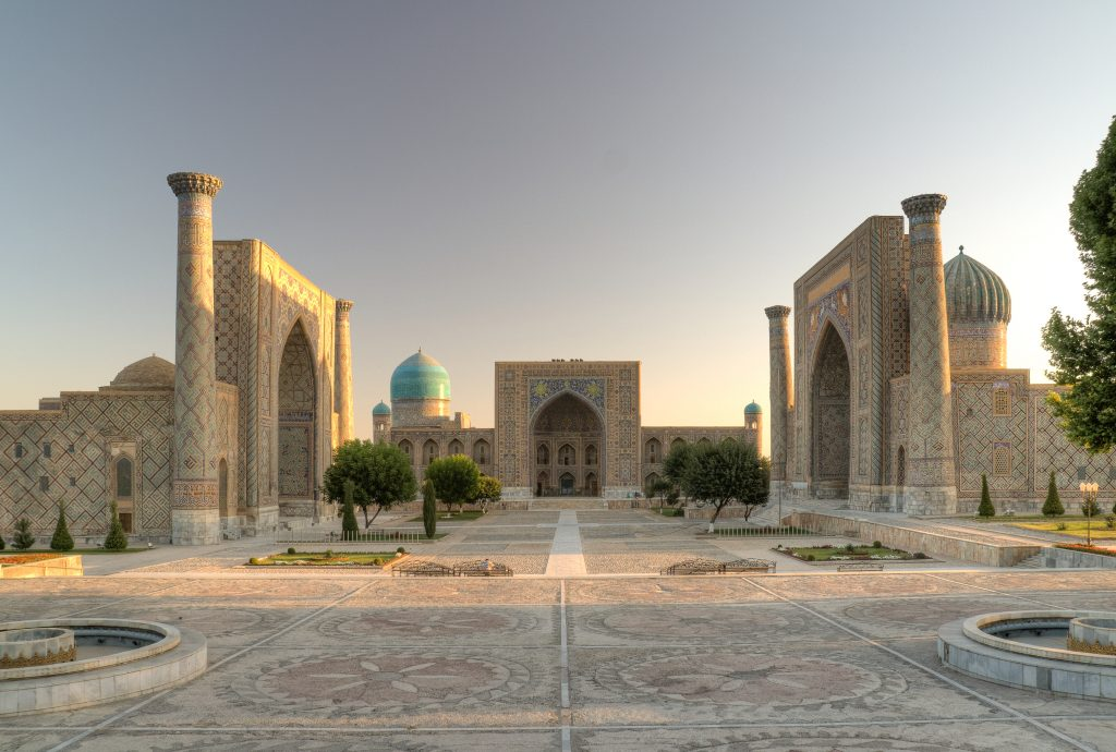Circuit découverte Ouzbékistan : Samarcande