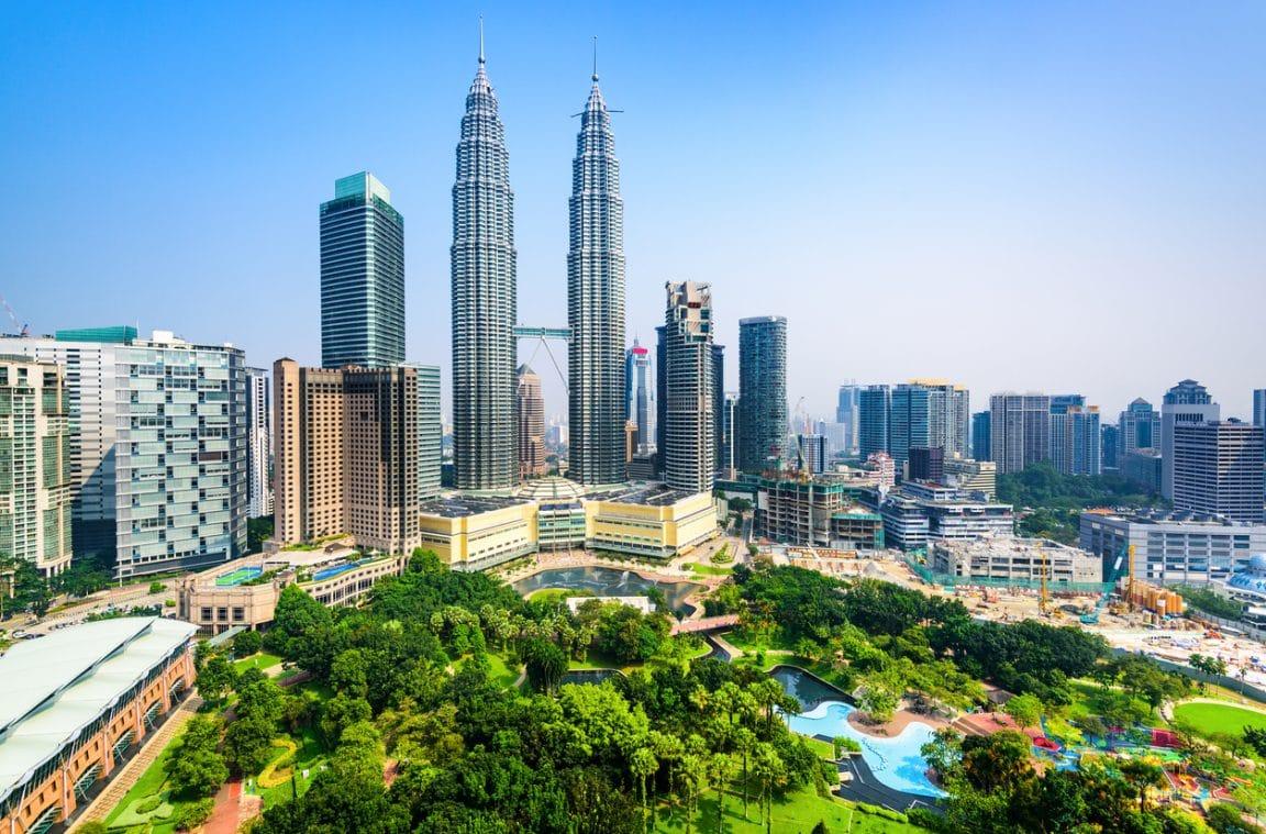 decouvrir ville kuala lumpur malaisie