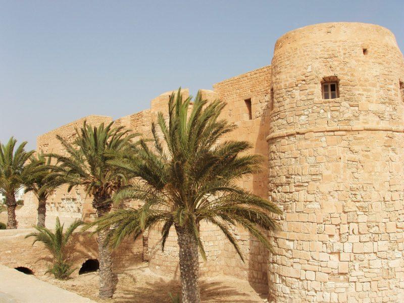 djerba incontournables à voir à faire île flamants rose tunisie pirate plage