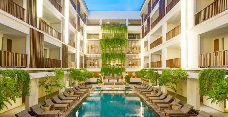 hôtels à bali hotel piscine bali