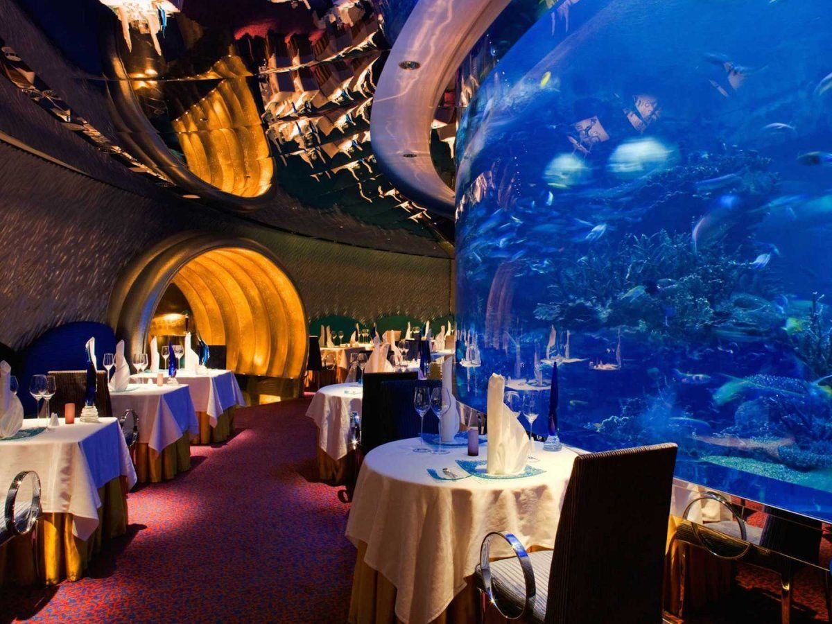 Les Restaurants De L Hôtel Atlantis