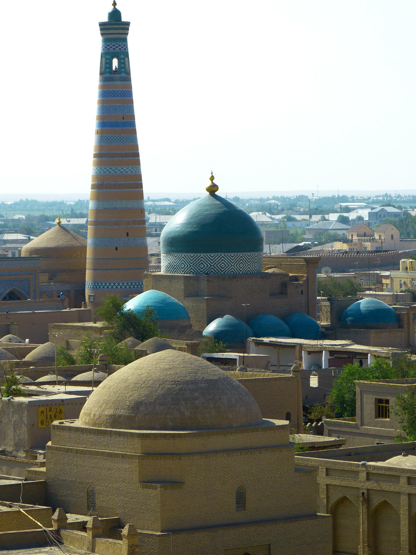 Quoi faire à Khiva en Ouzbélistan