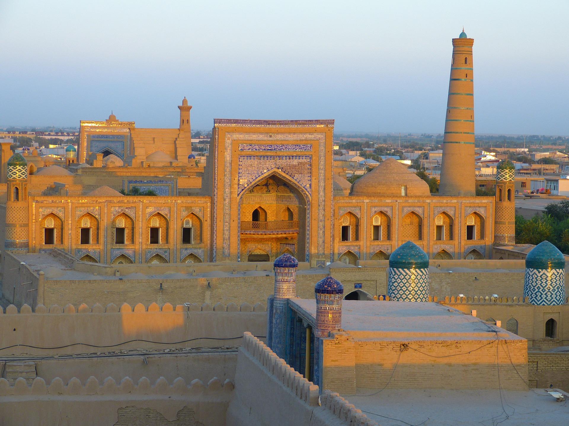 Quand partir en vacances en Ouzbékistan