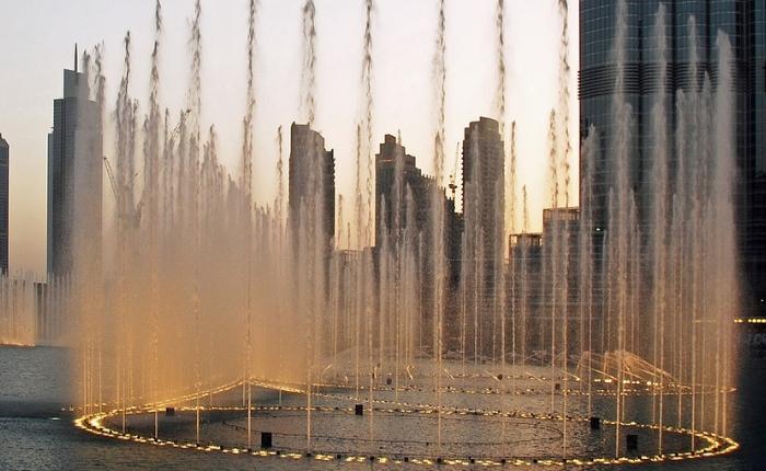 météo à dubaï en octobre, température en octobre, climat à dubaï, partir à dubaï en octobre, quand partir à dubaï, basse saison, températures de dubaï, fontaines de dubaï