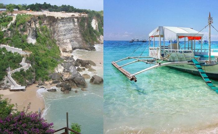 les meilleures destinations pour le mois d'avril, où partir, partir en avril, partir à bali, partir aux philippines