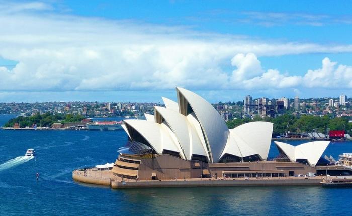 les meilleures destinations pour le mois de janvier, où partir en janvier ?, où partir en janvier et quand partir, partir en australie, partir à sydney