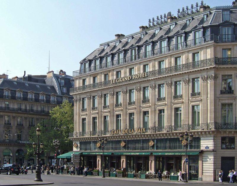 paris trouver hôtel