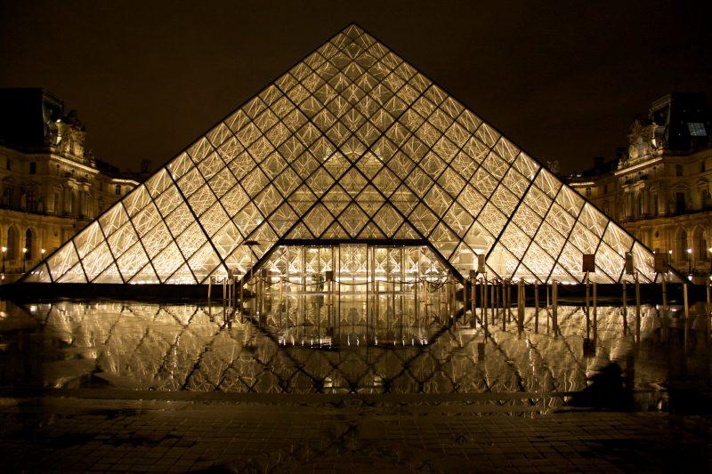 visite culturelle paris musée louvre