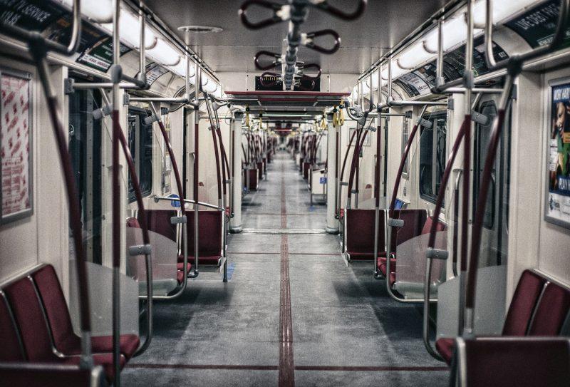 rame de metro parisien