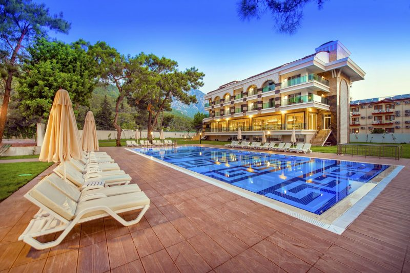 hotel 5 etoiles antalya grand ring