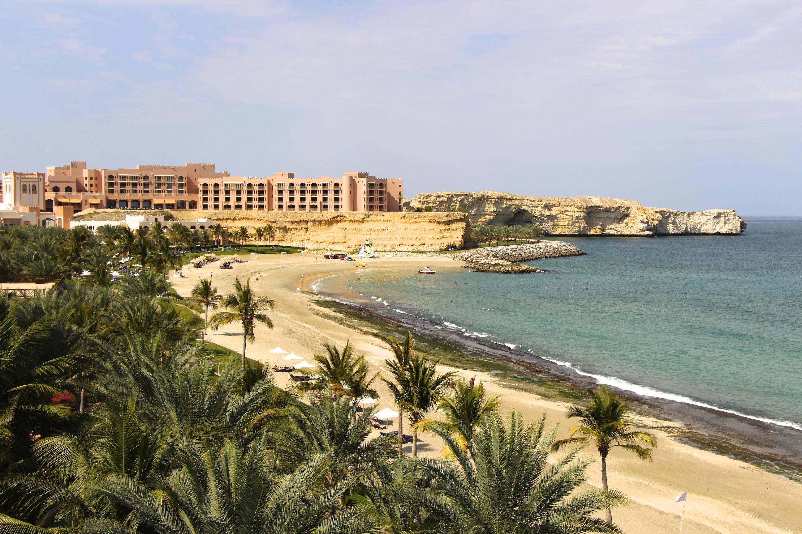 Quand partir en vacances à Oman ?