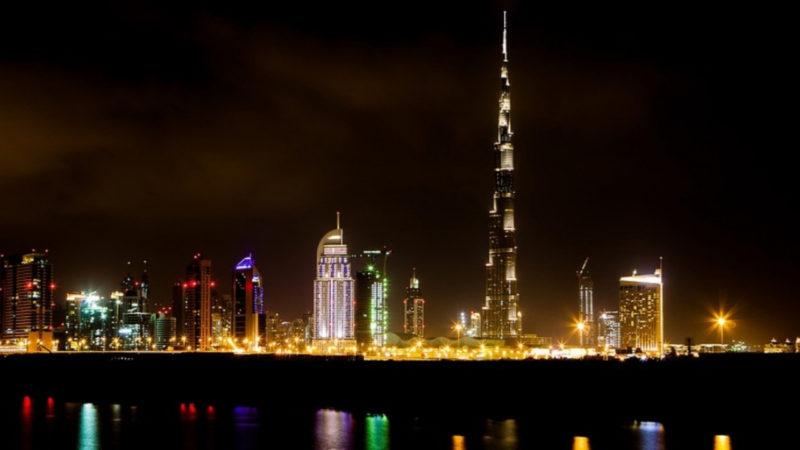 quand partir à dubai, météo, climat, températures à dubaï, Burj khalifa
