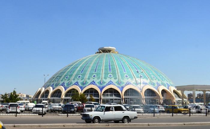 les incontournables de la capitale ouzbeke, quoi faire à Tachkent, séjour en Ouzbékistan, le bazar chorsu