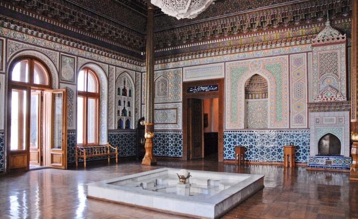 les incontournables de la capitale ouzbeke, quoi faire à Tachkent, séjour en Ouzbékistan, musée art décoratif