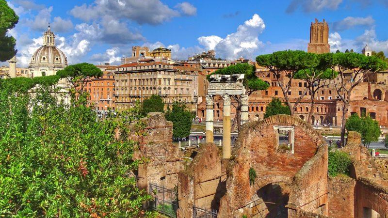 séjour linguistique en italien apprendre l'italien à l'étranger