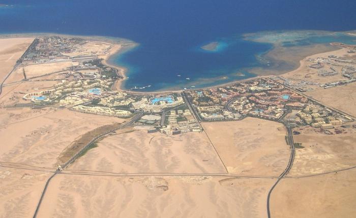visiter hurghada sejour hurghada egypte carte hurghada