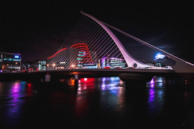 voyage linguistique en anglais partir en irlande apprendre l'anglais