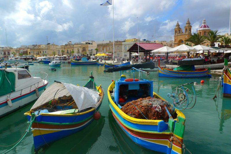 voyage linguistique en anglais partir à malte pour apprendre l'anglais stage d'anglais à malte